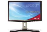 Ecran acer Tactile T230H